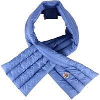 MONCLER Sciarpa Scarf Blue 70C