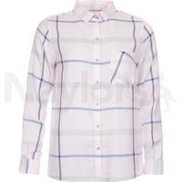 Barbour Orchid Shirt Pale Pink Str 10 Dam