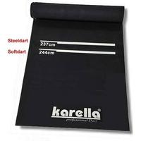 Karella PVC Måtte til dart -290*60 cm