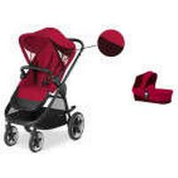 Cybex Balios M Buggy + Carrycot rebel red - Collection 2018