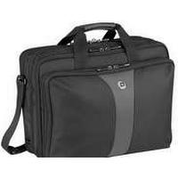 Wenger Legacy Computer Case - Notebook-väska - 17 - svart