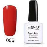 10ML Orange Series UV Gel Soak Off Nail Art Nail Polish