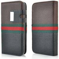 Fashion Mode Case - 4/4S (brown)