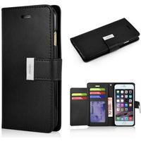 Empire Wallet Etui til iPhone 6 Plus / 6S Plus - Sort