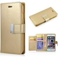 Empire Wallet Etui til iPhone 6 Plus / 6S Plus - Guld