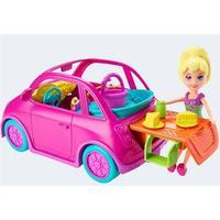 Mattel Polly Pocket DNB54 Picnic Cabriolet