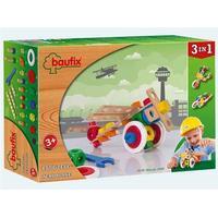 Legetøjseksperten.dk Baufix flyvemaskine sæt med 37 dele