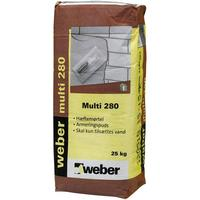 WEBER Multi 280 hæftemørtel