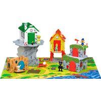 Micki Teddy Bear World W Playmat