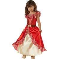 Rubies Deluxe Elena of Avalor Dress