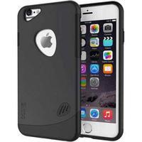 SLiCOO Plastik/TPU Case iPhone 6 Plus / 6S Plus - Sort