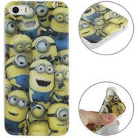 Minions TPU Cover iPhone 5C - Millions