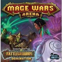 Arcane Wonders Mage Wars Arena: Battlegrounds Domination