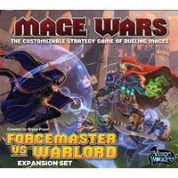 Arcane Wonders Mage Wars Arena: Forcemaster vs Warlord (Engelska)