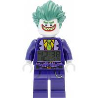 Lego The Joker Batman Alarm Clock 9009341