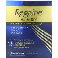 Regaine Extra Strength (5%) 1 Month Supply 60ml