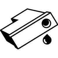 inkClub Bläckpatron Svart No 302, 190 sidor MHB870-V2