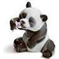 Lladro A Cheerful Panda Figur