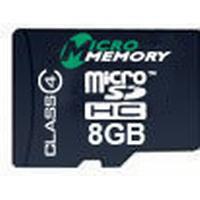 MicroMemory MicroSDHC Class 4 18/4MB/s 8GB
