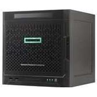 Hewlett Packard Enterprise HPE ProLiant MicroServer Gen10 Entry - ultramikrotorn - Opteron X3216 1.6 GHz - 8 GB - 0 GB