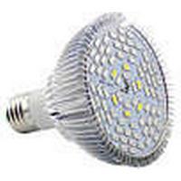 YWXLIGHT 1pc 24W 1100-1200 lm E26/E27 Voksende lyspærer 78 leds SMD 5730 LED Lys Flerfarvet AC 85-265V