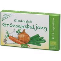 Nyform Grönsaksbuljong, 8 tärningar ekologisk