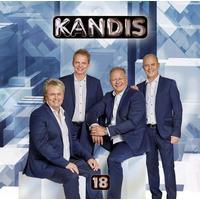 Warner Kandis - 18 - CD