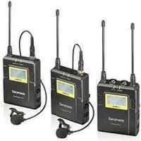 Saramonic trådlös mikrofon, mottagare, och 2 x sändare