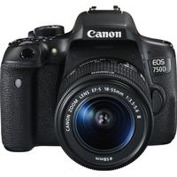 Canon EOS 750D + 18-55mm III
