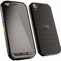 CAT PHONES S41 Rugged Single-SIM Smartphone (5 Zoll (12,7 cm) FHD-Display, 32 GB interner Speicher (