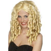 Smiffys Film Star Wig Blonde