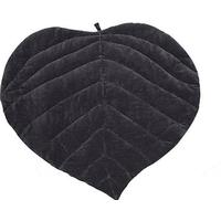 Müsli - Velvet Leaf Blanket - Chrome