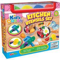 Kid's Dough Køkkenredskaber Sæt