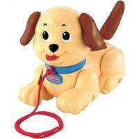 Fisher Price Trække-legetøj, Hundehvalp