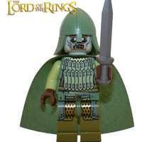 Bonanza (Global) FIGURE The Lord of the Rings 304 Toys LEGO Minifigure Building Block 1pc B
