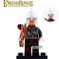 Bonanza (Global) The Lord of the Rings Hobbit King477 Shield LEGO Minifigure Building Block 1pc B