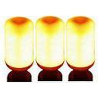 SENCART 3stk 5W 700 lm GU10 E12/E14 E26/E27 Smart LED-lampe E27 / E14 96 leds SMD 2835 Smart Dekorativ LED Lys Varm Gul AC 85-265V