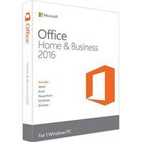 Office 2016 Home&Buisness ENG Win 32/64 bit P2