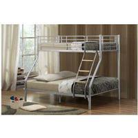 Birlea Nexus Triple Sleeper Metal Bunk Bed