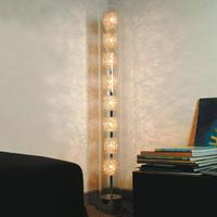 Designer gulvlampe Kubini i rørform