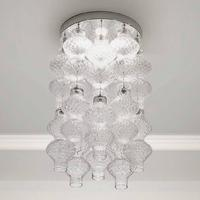 Flot LED-loftslampen Onda