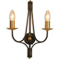 Opera - smuk væglampe i lysestage-udseende