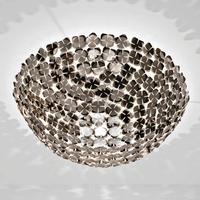 Dekorativt udformet loftslampe Ortenzia