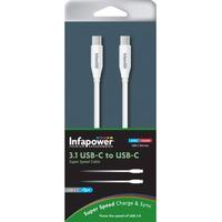 Infapower P028 3.1 USB-C to USB-C Cable