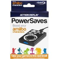 Nintendo Datel Action Replay PowerSaves for Amiibo Wii U & 3DS
