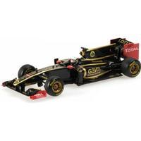 Minichamps 1:43 Lotus Reanult R30 - Kimi Raikkonen Test Session Valencia 2012