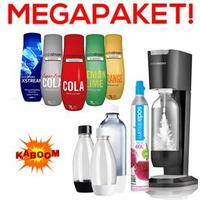 Sodastream SodaStream Genesis - Megapaketet!