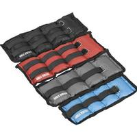 Gorilla Sports Foot and Wrist Weights Package 10kg