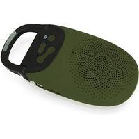 A7 (Army Grøn) 2 i 1 Bluetooth Højtaler + Kamera Udløser Fjernbetjening