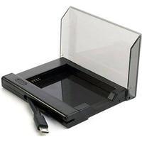 MTP Products Extern Batteriladdare - Samsung Galaxy S4 Mini I9190, I9192, I9195 - Svart